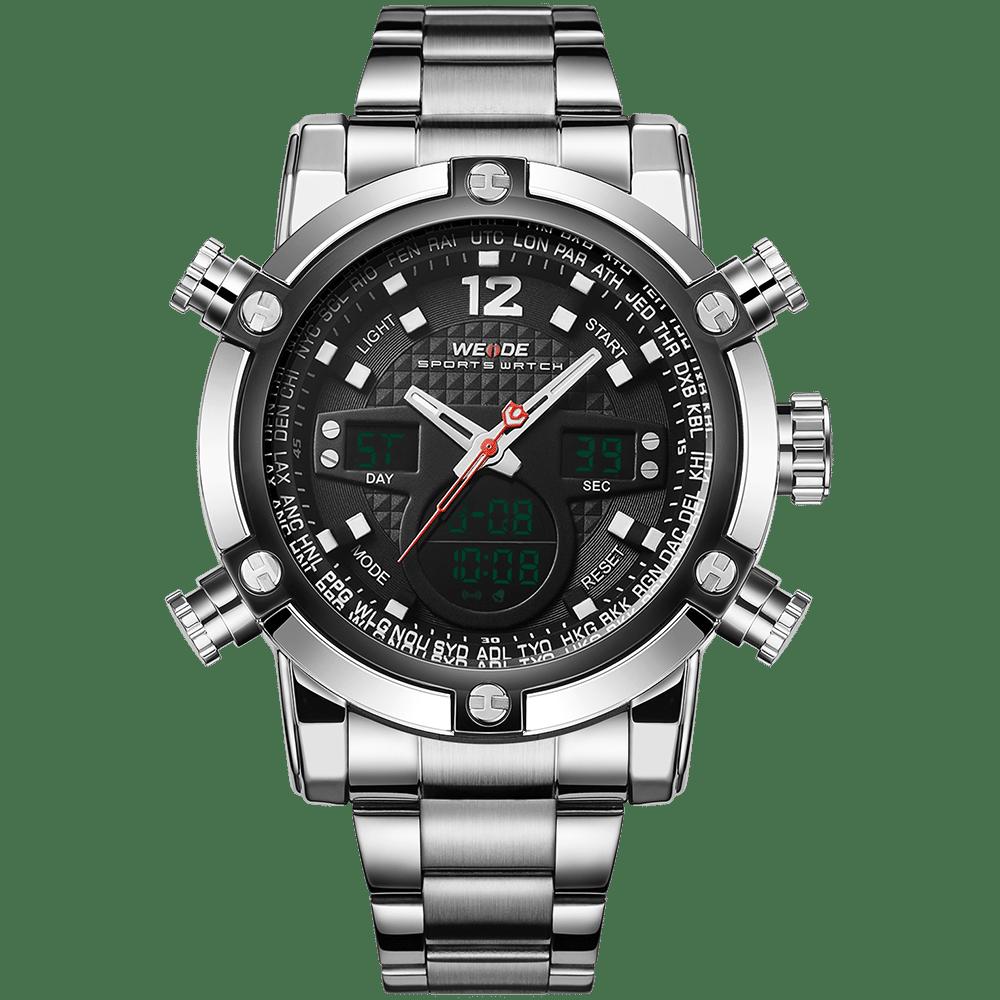 Ανδρικό Ρολόι WD10371 WEIDE
