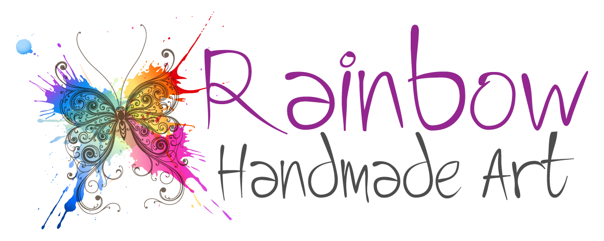 Rainbow Handmade Art