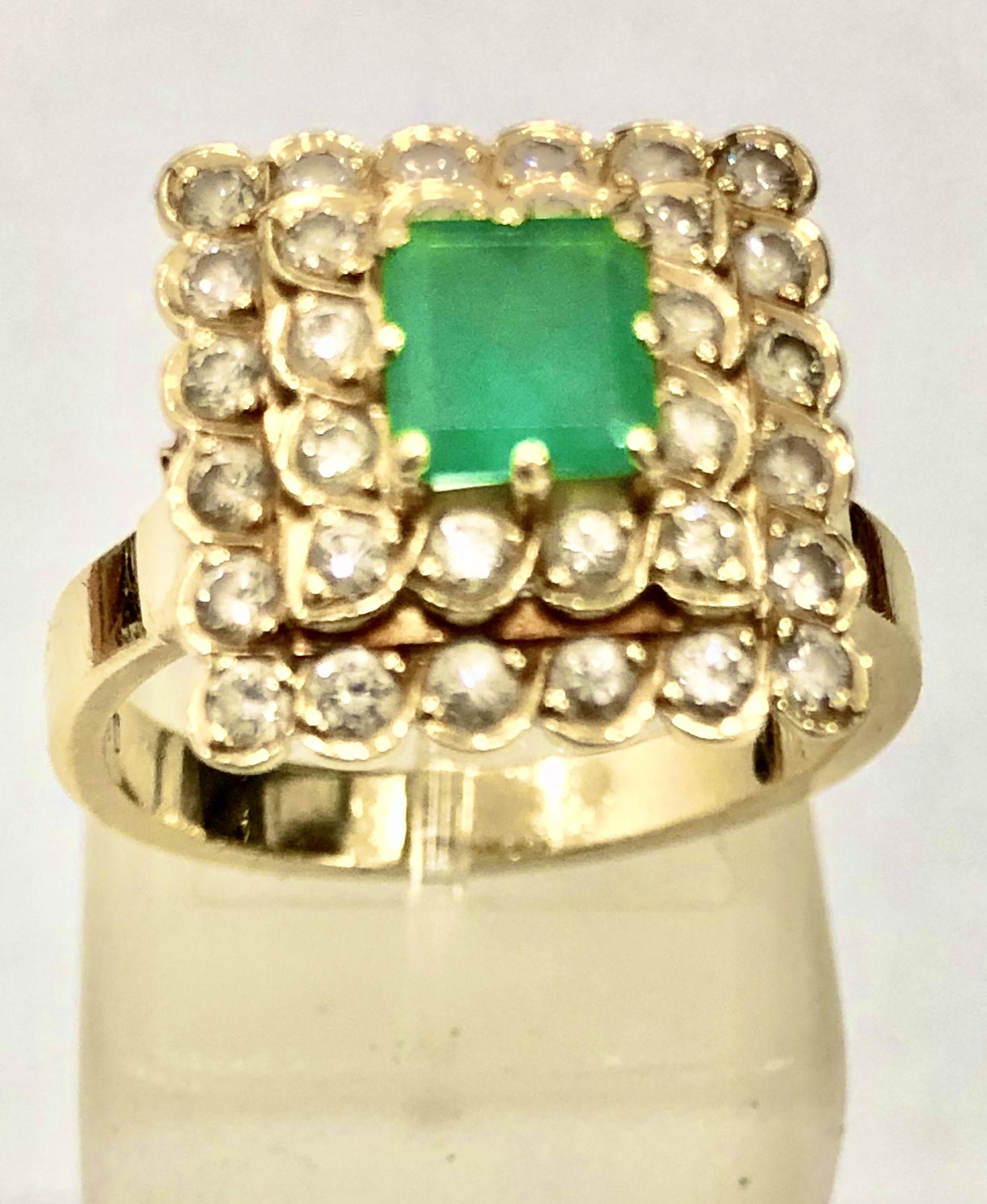 Χρυσό Δαχτυλίδι  Κ18 BRILLIAND