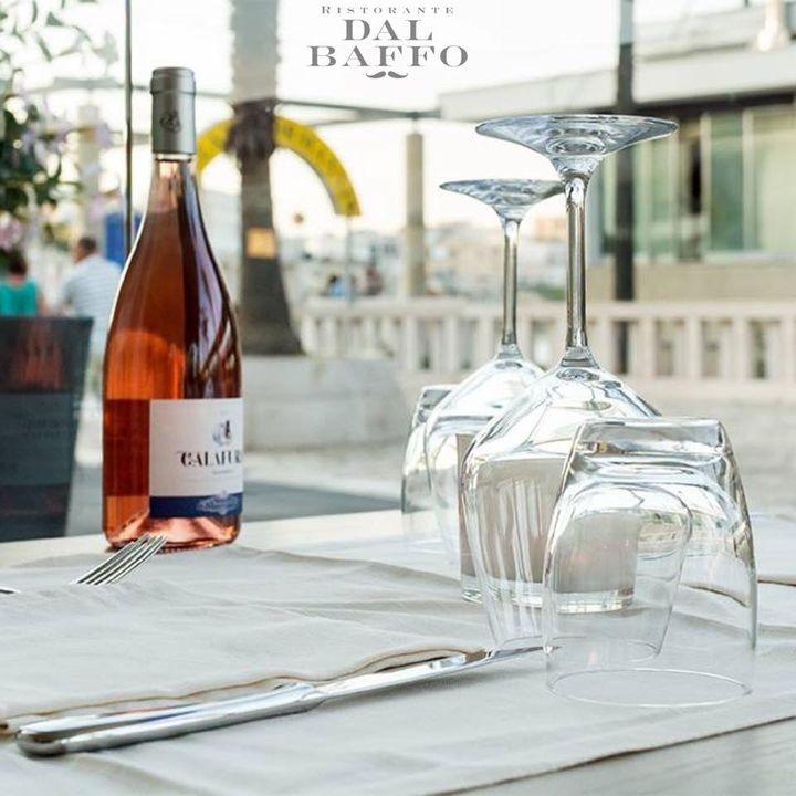 Un bel rosato per accompagnare i nostri piatti 😍