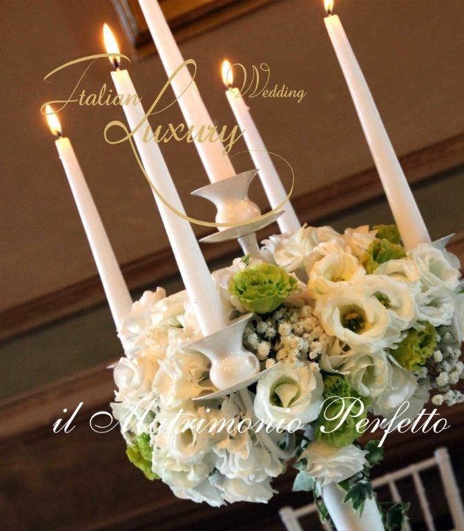 Romantic candles #weddingdecorations #decorations #luxurywedding