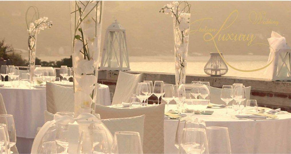 Exquisite table setting #weddingdecorations #decorations #luxurywedding
