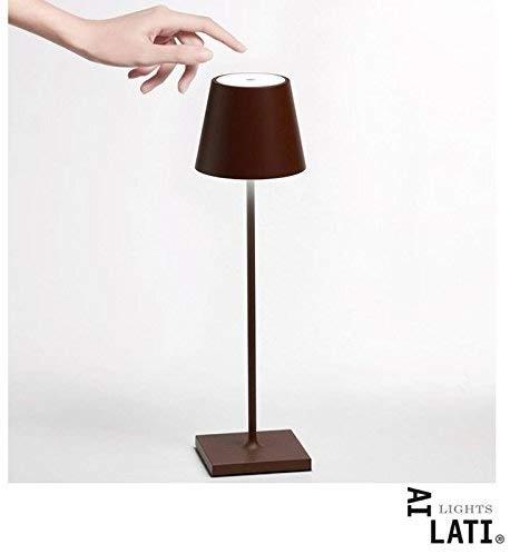 Lampada da tavolo a batterie ricaricabili