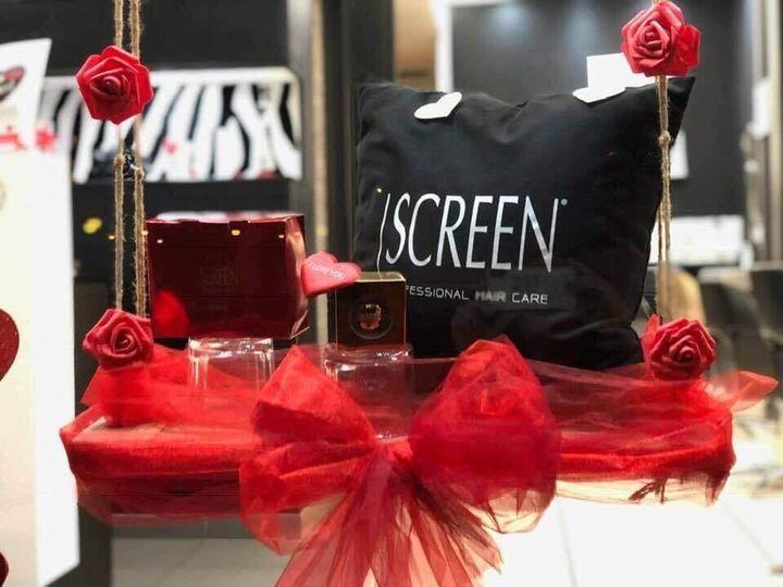 """A San Valentino """"fatti"""" un bel Regalo🎁🎀 #Legerity #screen 🎈  La Crema di bellezza per i tuoi capelli giornaliera #latuacoccolaquotidiana"""
