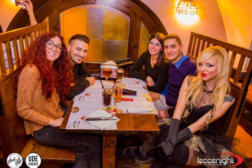 THE LAST PARTY 2018 per l'ultimo Sabato dell'anno del Jack'n Jill