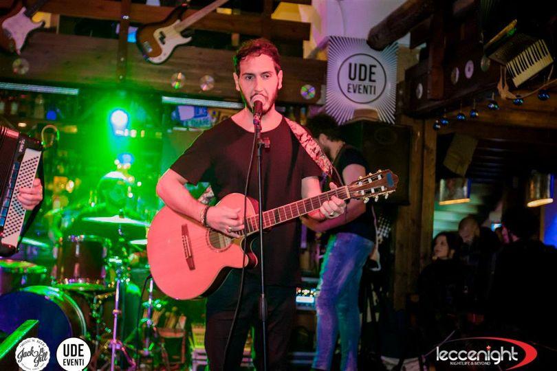 kalinka live venerdì 5 gennaio al jack'n jill