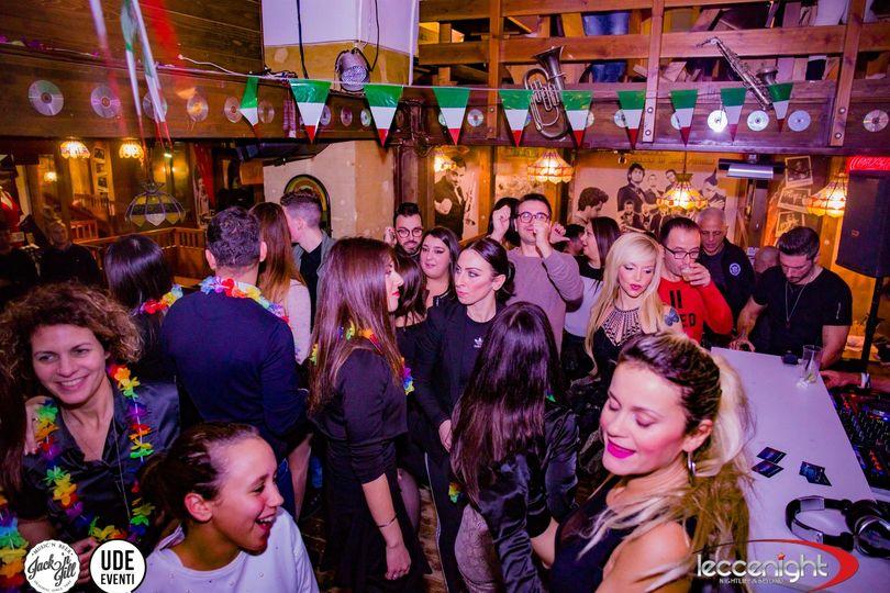 Saturday party 10 novembre jack'n jill