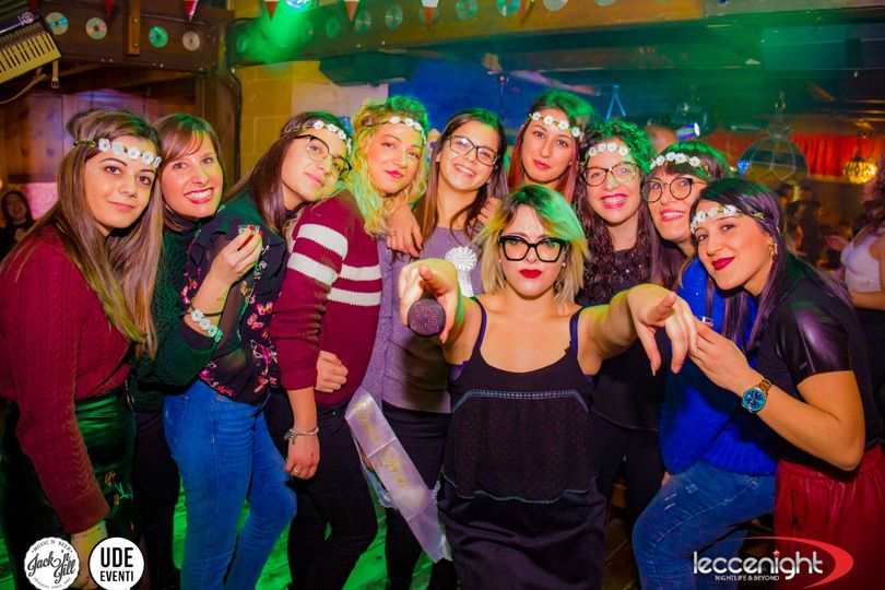 CHRISTMAS PARTY 15 DICEMBRE 2018