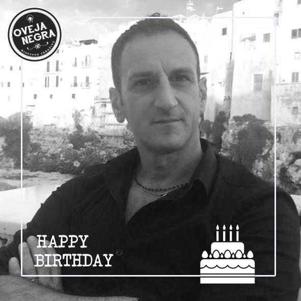 Tanti auguri di buon compleanno al nostro boss ❤️