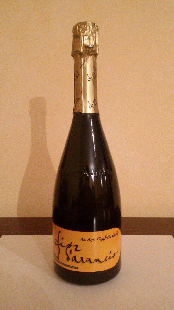 Fiori d'arancio docg vino dolce uvaggio moscato giallo 100%