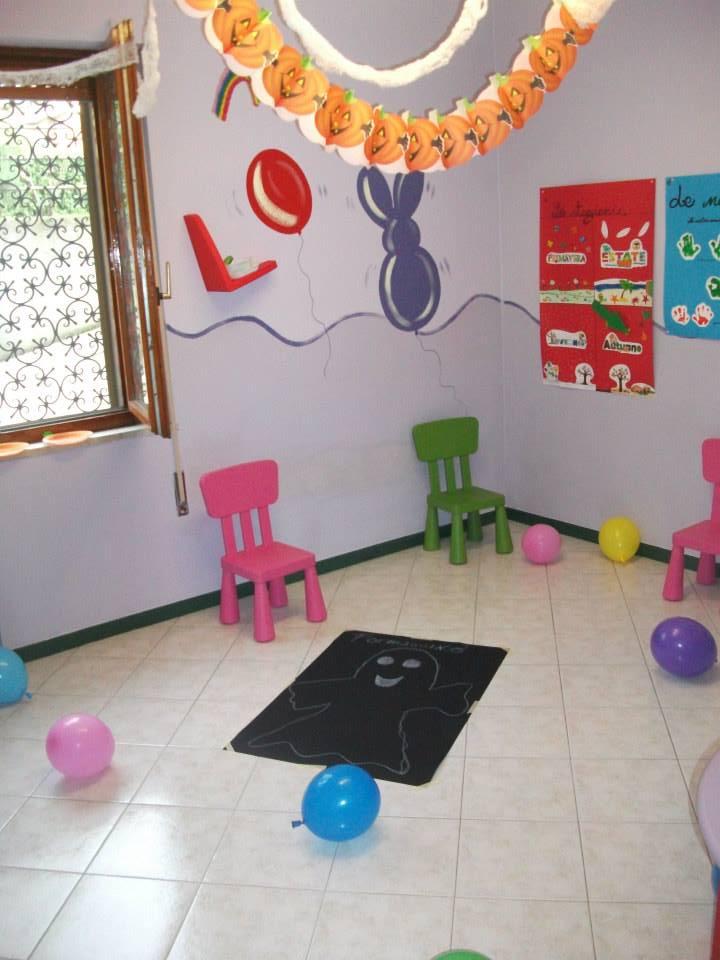 La stanza della creatività