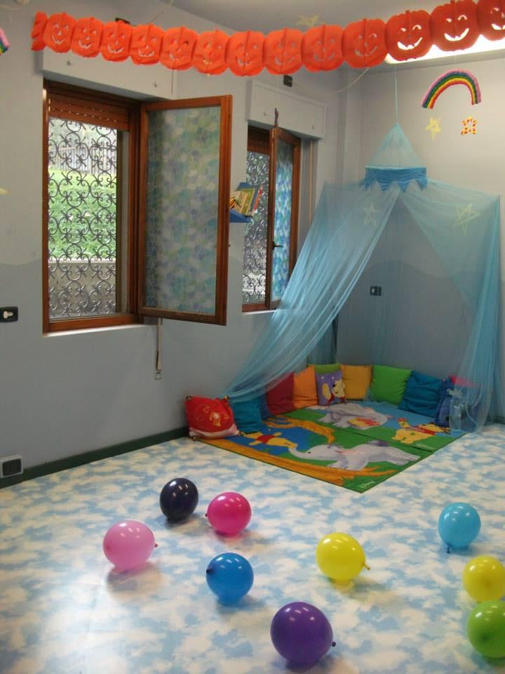 La stanza dello sviluppo sensoriale