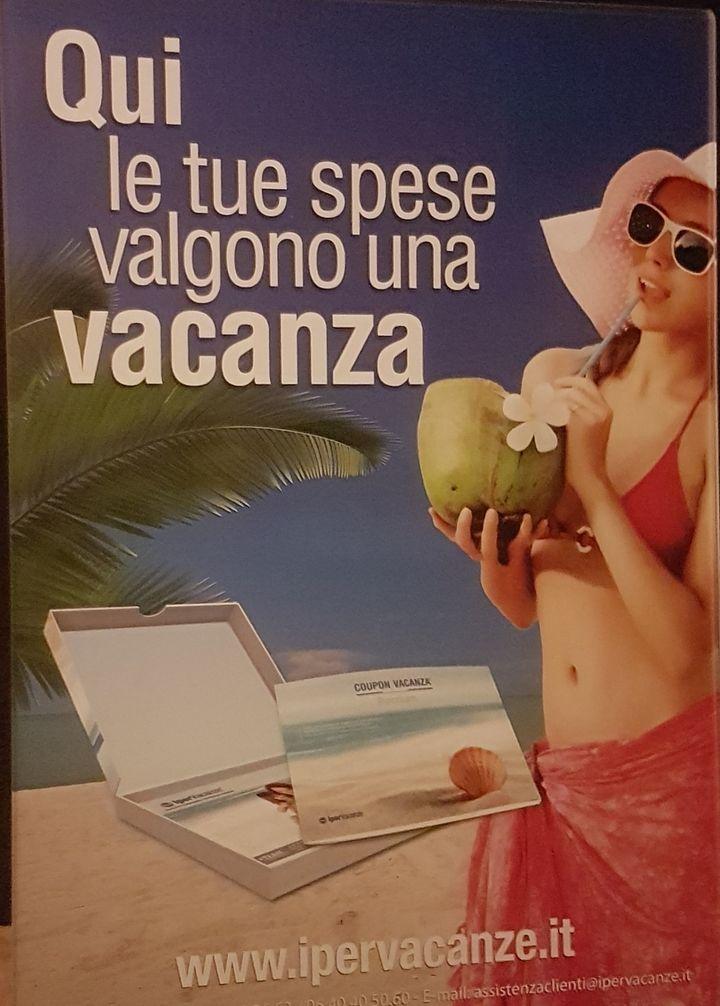 Vieni a farti coccolare da noi e ti mandiamo in vacanza!  Per info chiamaci 338/27 79 572