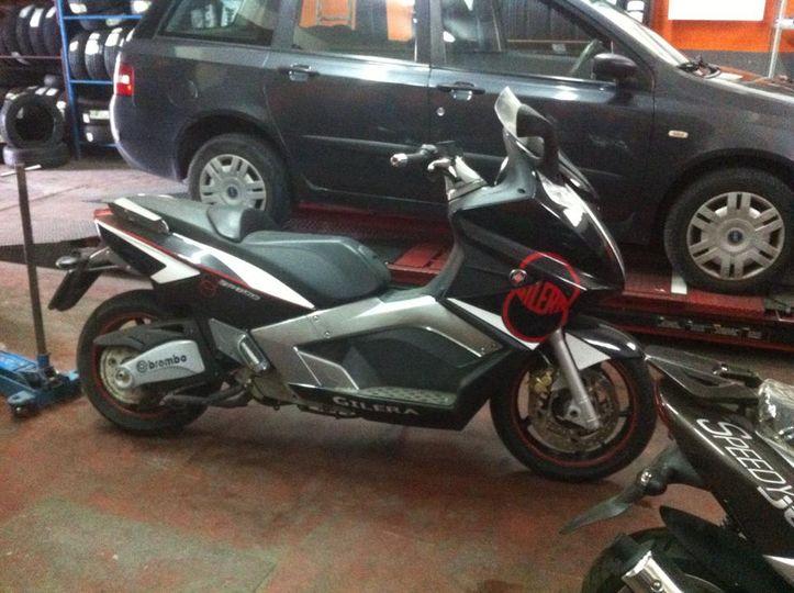 Gilera GP 800 del 2008 in vendita!!!!