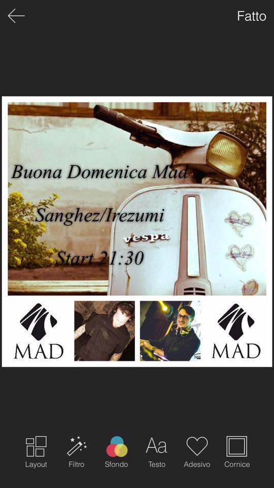 Mad - lounge bar & restaurant
