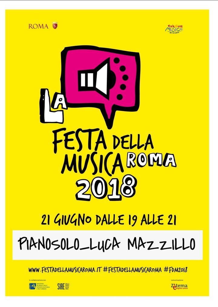 Vi aspettiamo domani sera dalle 19;00 per ascoltare Luca Mazzillo con il suo pianoforte . Per tale serata abbiamo organizzato un aperitivo di 10pz. ( Tra sushi e cucina giapponese ) ed una bibita a 9€ ! In collaborazione con Samarcanda Libreria