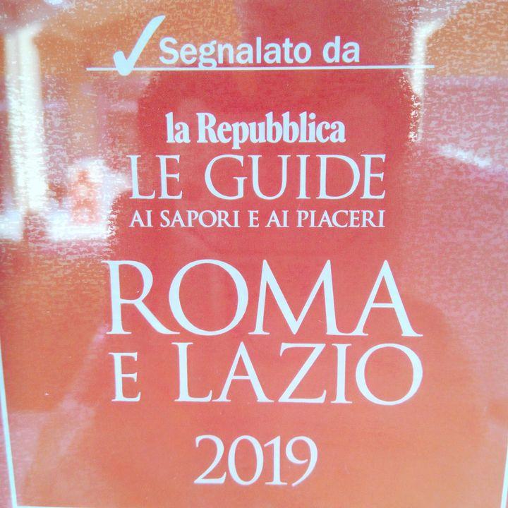 Primo riconoscimento !!! la Repubblica