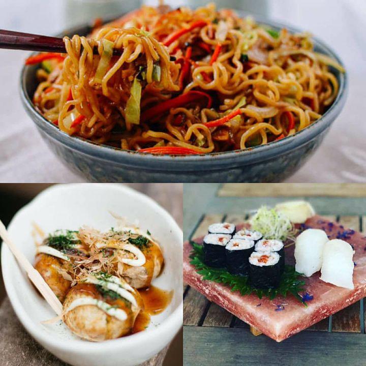 Buongiorno a tutti voi!  Voglia di cotto 🍜 o voglia di crudo 🍣?  Vi aspettiamo al Sui Generis 🇯🇵 per assaggiare le nostre specialità di cucina tradizionale giapponese e gourmet.  Vi ricordiamo che siamo aperti anche a pranzo.