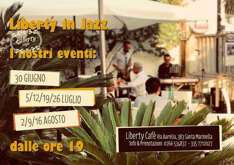Il Liberty cafè ringrazia Felice Tazzini e Paolo Recchia per la splendida serata di Jazz trascorsa. Ricordiamo a tutti i nostri clienti le prossime date .