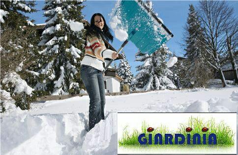 Preparati all' inverno ❄❄❄...con Gardena