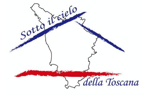 Sotto il cielo della Toscana