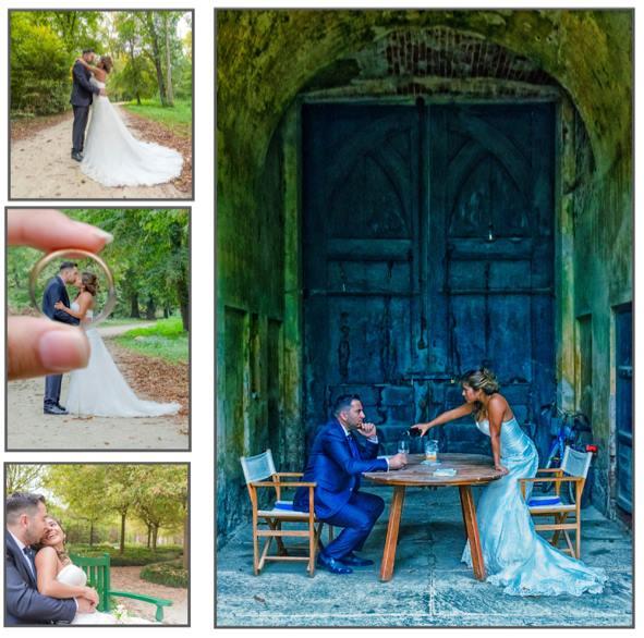 Fotografo di Matrimonio -- Giuseppe & Katherine