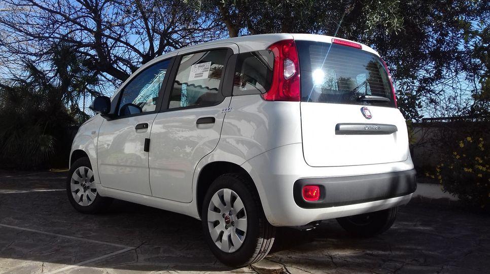 Fiat Panda Pop km. 0 (allestimento Easy) ad un prezzo shock
