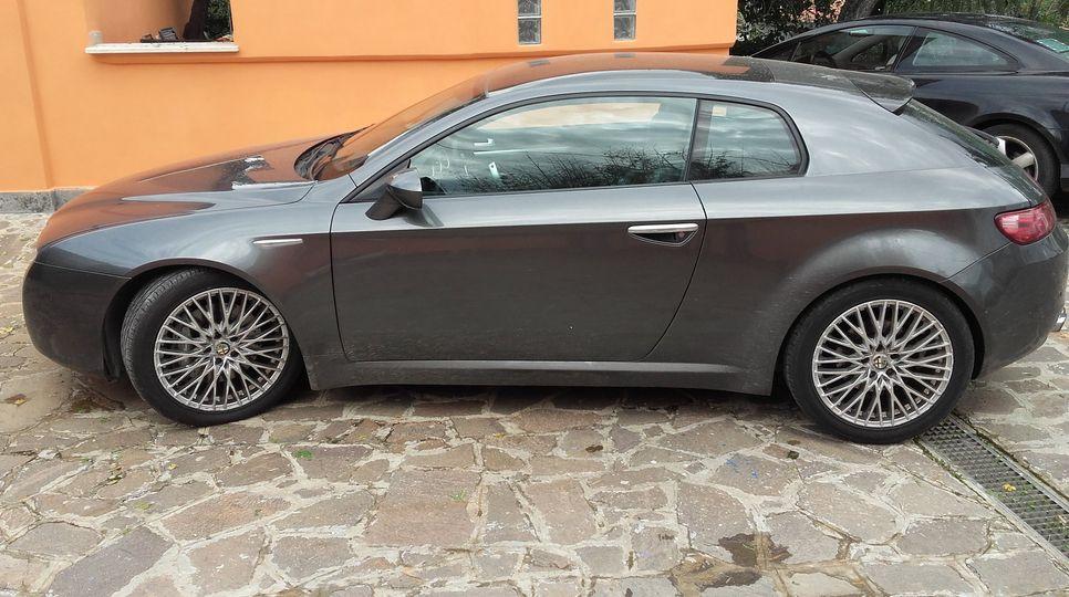 Alfa Romeo Brera 3.2 JTS V6 Q4 Sky Windows, introvabile...Unica.