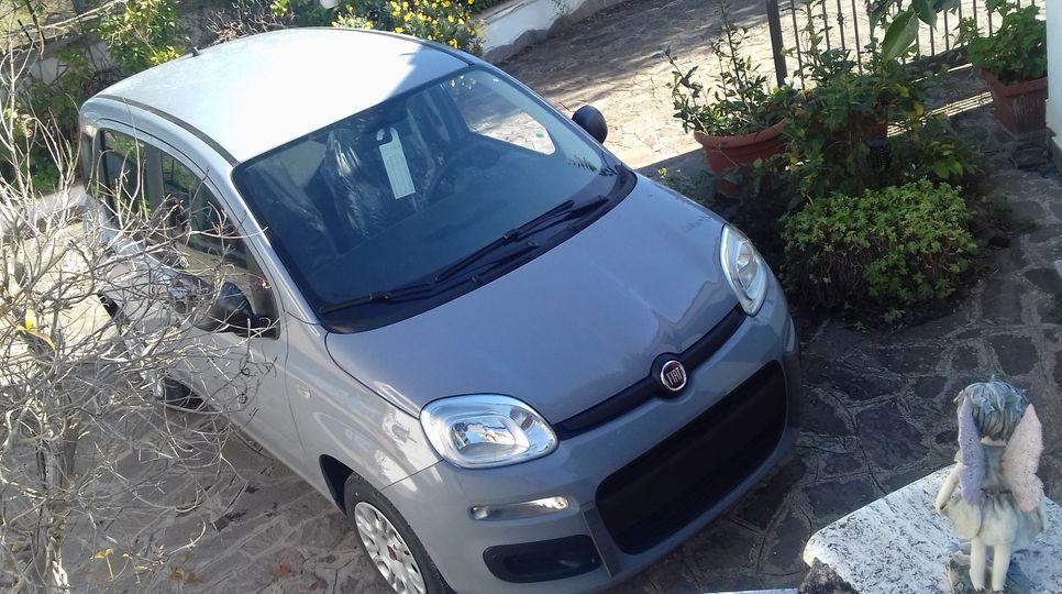 Panda 1.2 69cv Easy S&S EURO 6d, a  km. 0, nuova.Ufficiale Italia