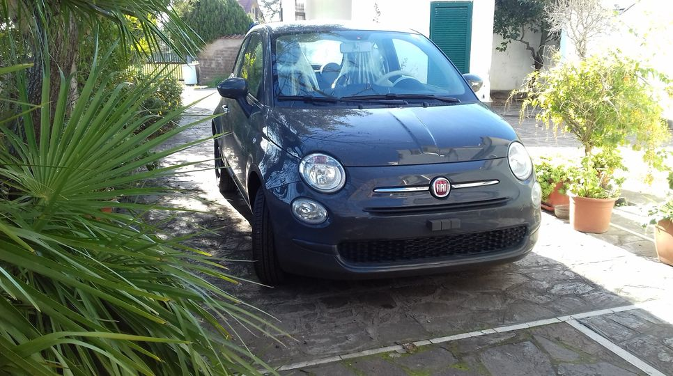 FIAT 500 POP 1.2 69CV, Euro 6d Temp, prezzo introvabile!