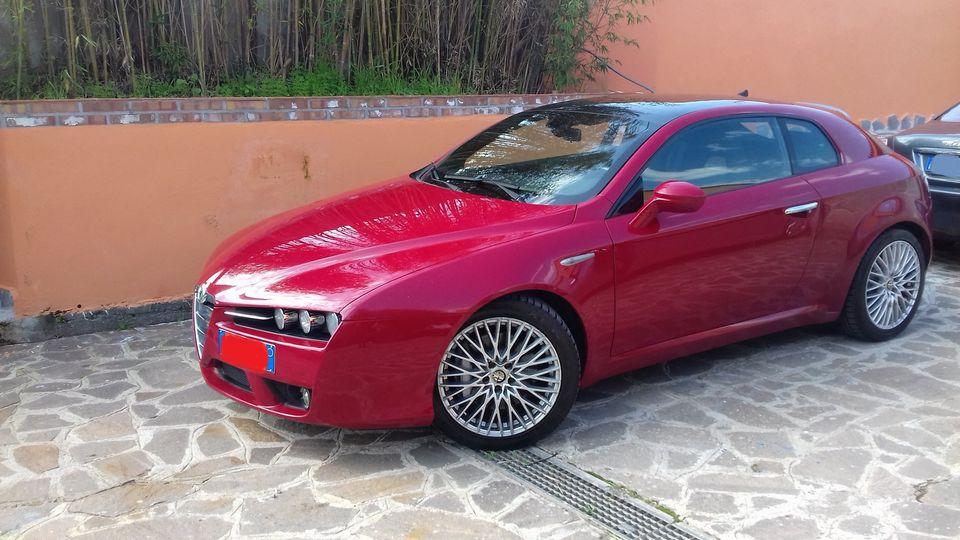 Alfa Romeo Brera 1750 Tbi Sky Windows ad Euro 11.500,00 + p.p.!