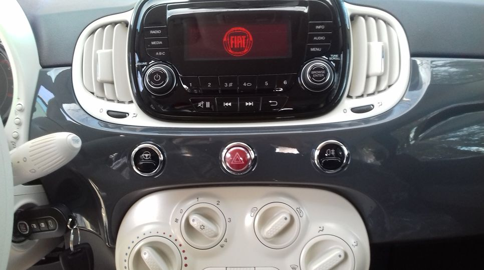 Fiat 500 Pop km. 0, Euro 6d, ad un prezzo introvabile...