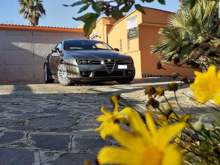 Alfa Romeo Brera 3.2 JTS V6 Q4 Sky Windows. Cronologia tagliandi
