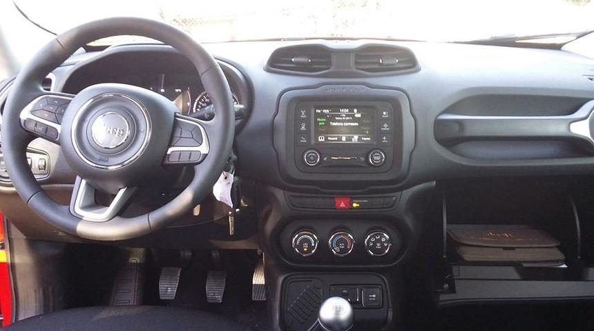 Jeep Renegade 1.6 E-TorQ EVO 110cv Sport Euro 16.900,00 + p.p.!