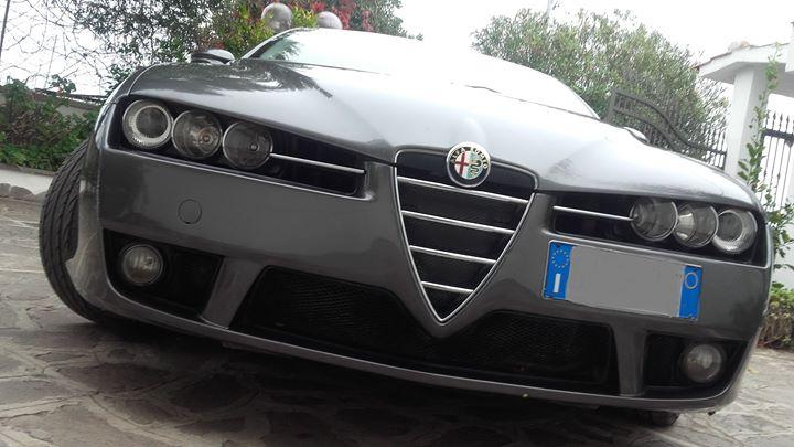 Alfa Romeo Brera 3.2 JTS V6 Q4 Sky Windows, introvabile e bellissima