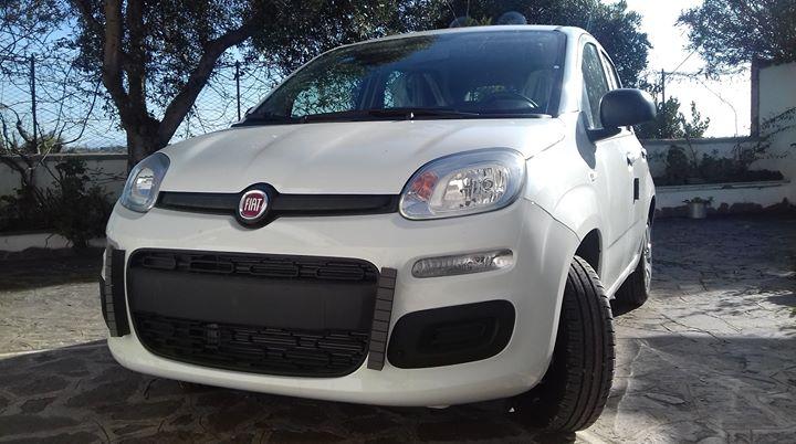 Fiat Panda 1.2 69cv Pop (allestimento Easy) S&S Euro 6d (tessuto floccato antracite), nuove a km. 0, ufficiali italiane