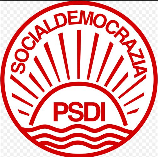 PSDI - Partito Socialista Democratico Italiano