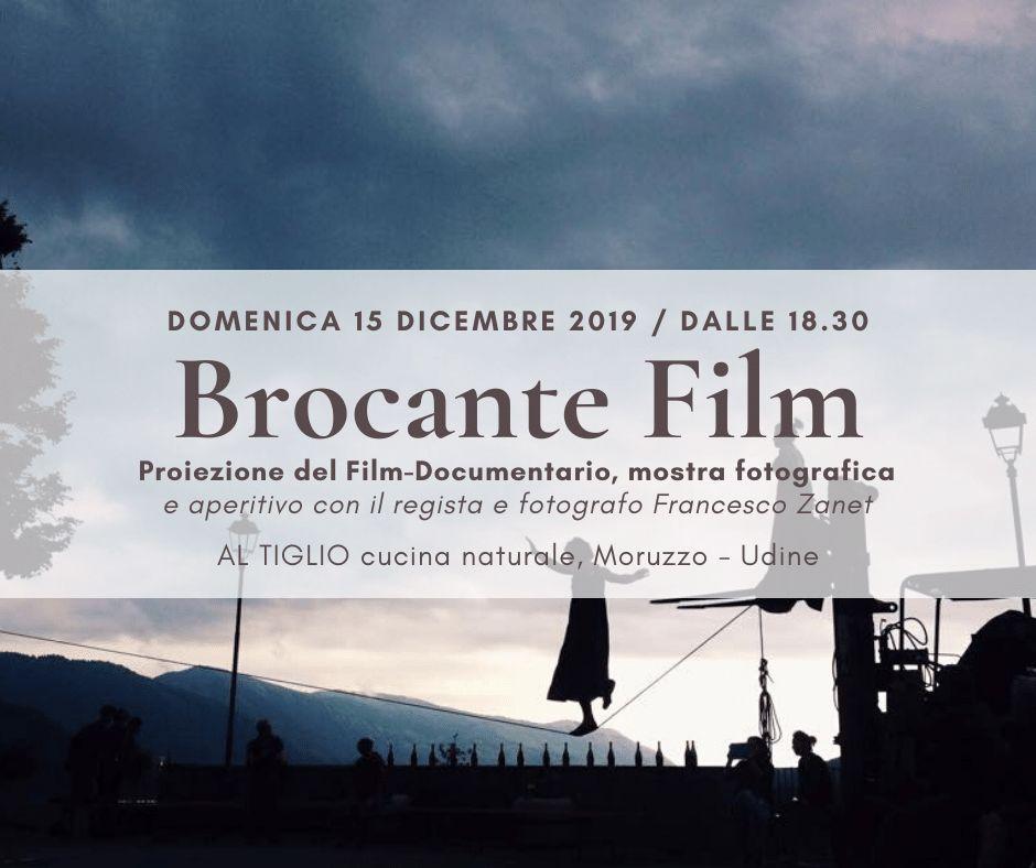 BROCANTE / DocuFilm e mostra fotografica